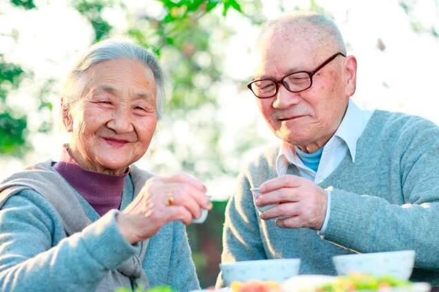 Японцы живут дольше. Почему?