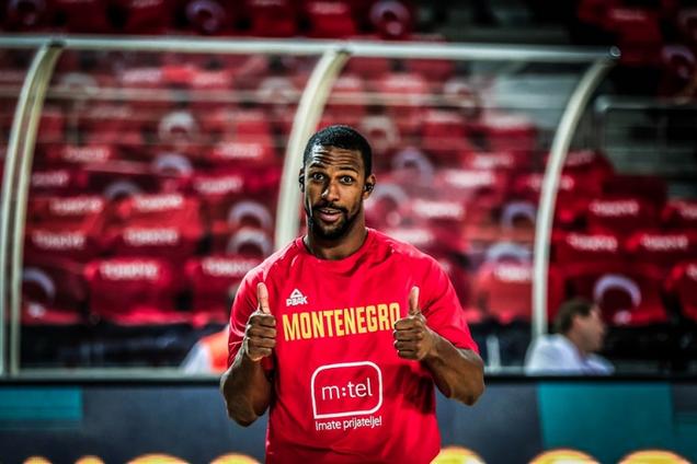 Сборная Черногории лишилась ключевого баскетболиста перед матчем с Украиной