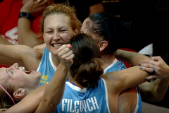 Украинки выиграли 'бронзу' Евробаскета 3х3