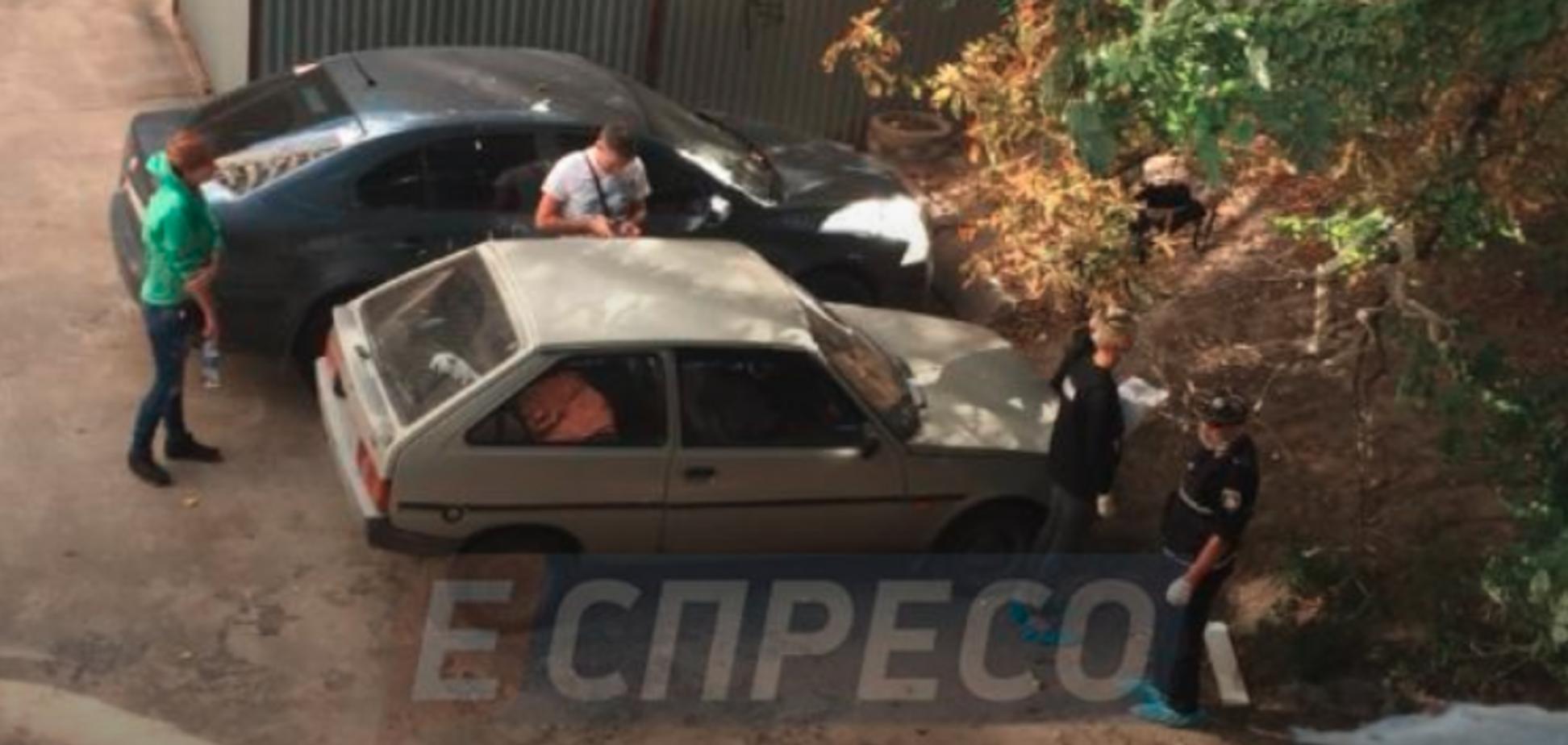 Було у пакеті: в Києві бездомний знайшов мертве немовля