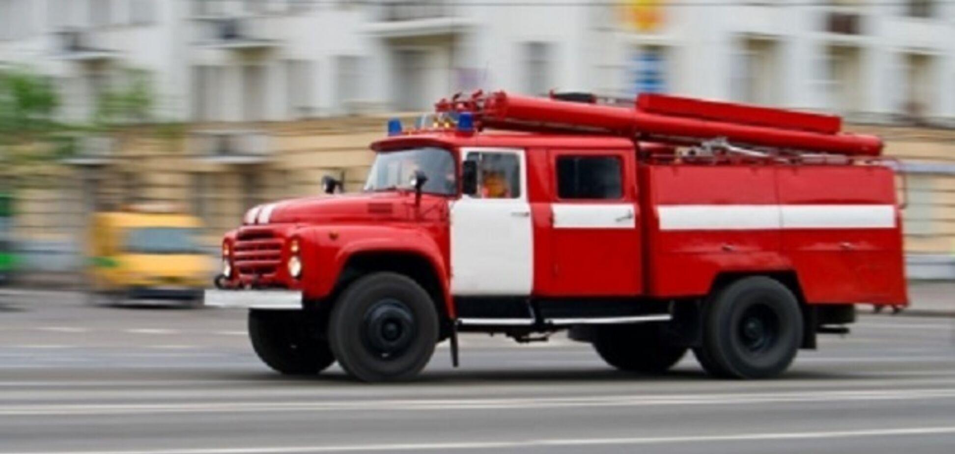 Коли навколо вогонь: як працюють пожежні у Києві