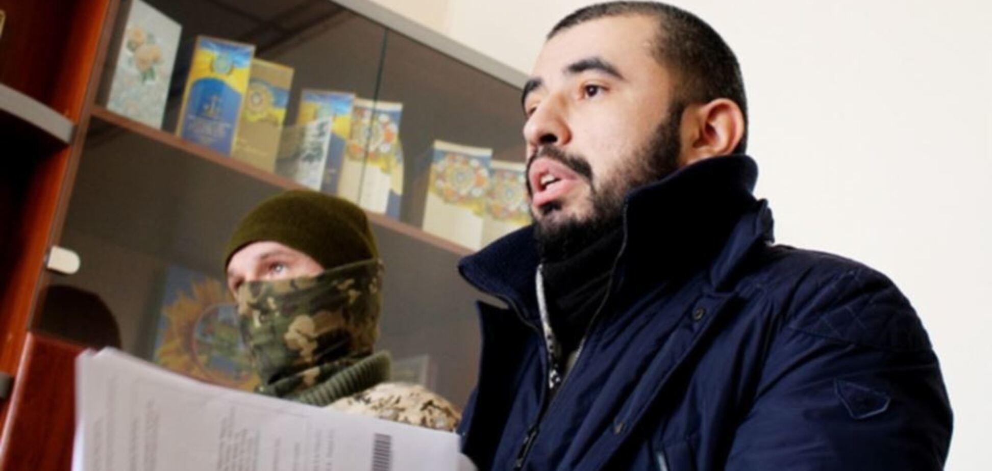 ''Экс-замминистра спорта'' Крыма признался в посягательстве на целостность Украины