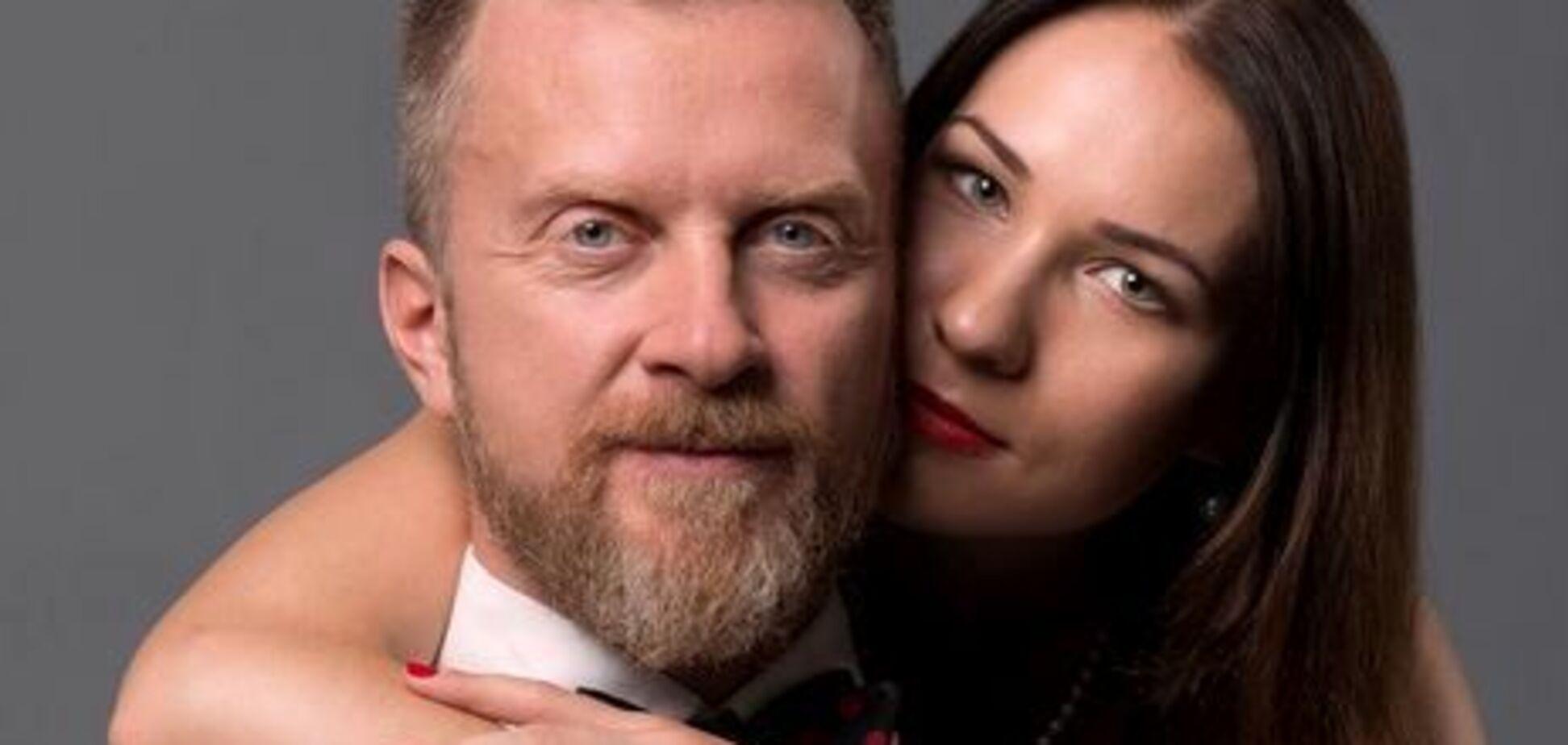 С женой на 'вы': украинская знаменитость раскрыла необычную традицию в семье