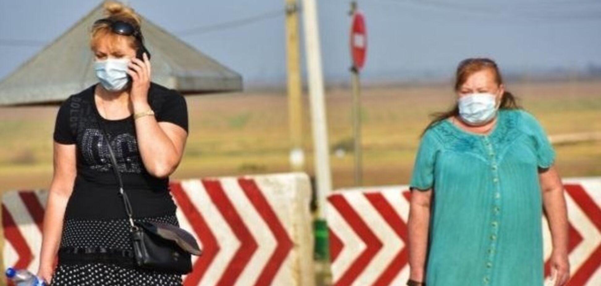''Люди напуганы'': в Армянске усугубились последствия ''химатаки''
