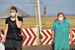 ''На вулиці пекло!'' Армянськ знову накрило кислотою, люди у паніці