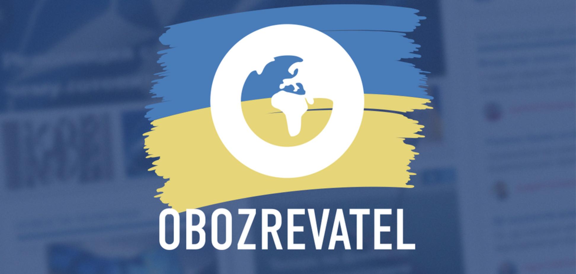 OBOZREVATEL с рекордом обошел все украинские интернет-СМИ
