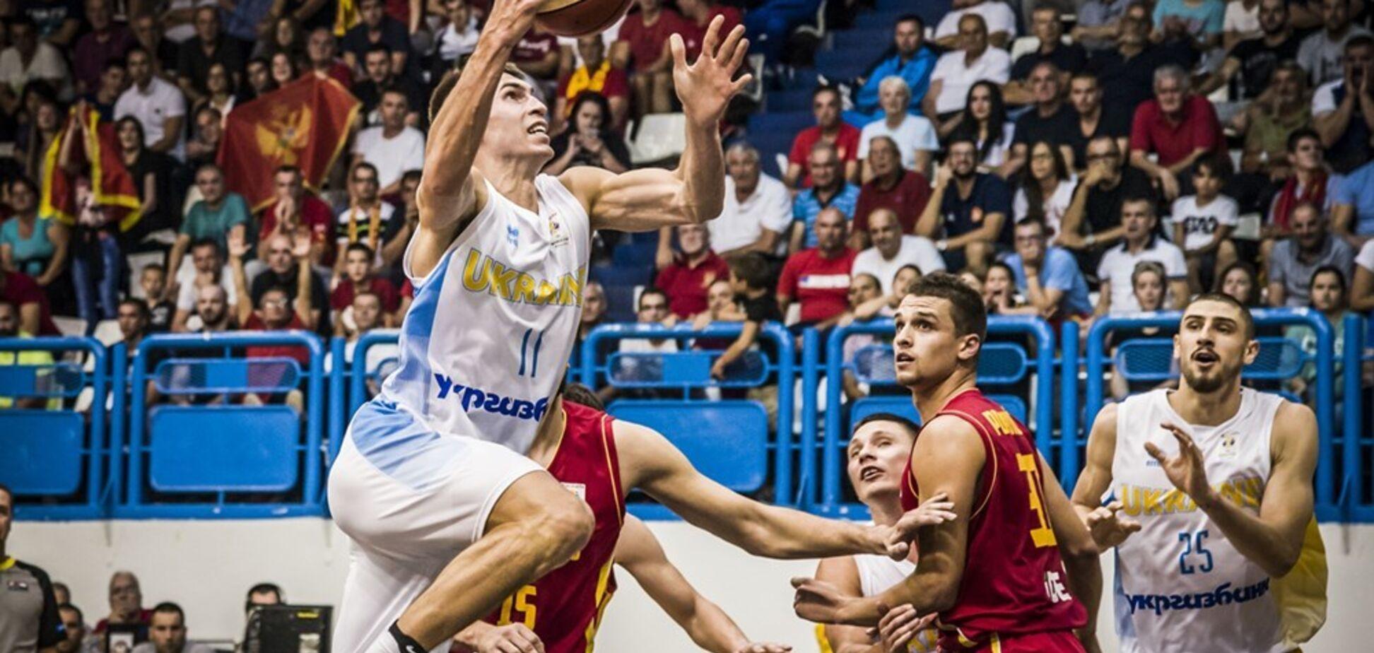 Украина усложнила задачу выхода на КМ-2019 по баскетболу: положение в группе I