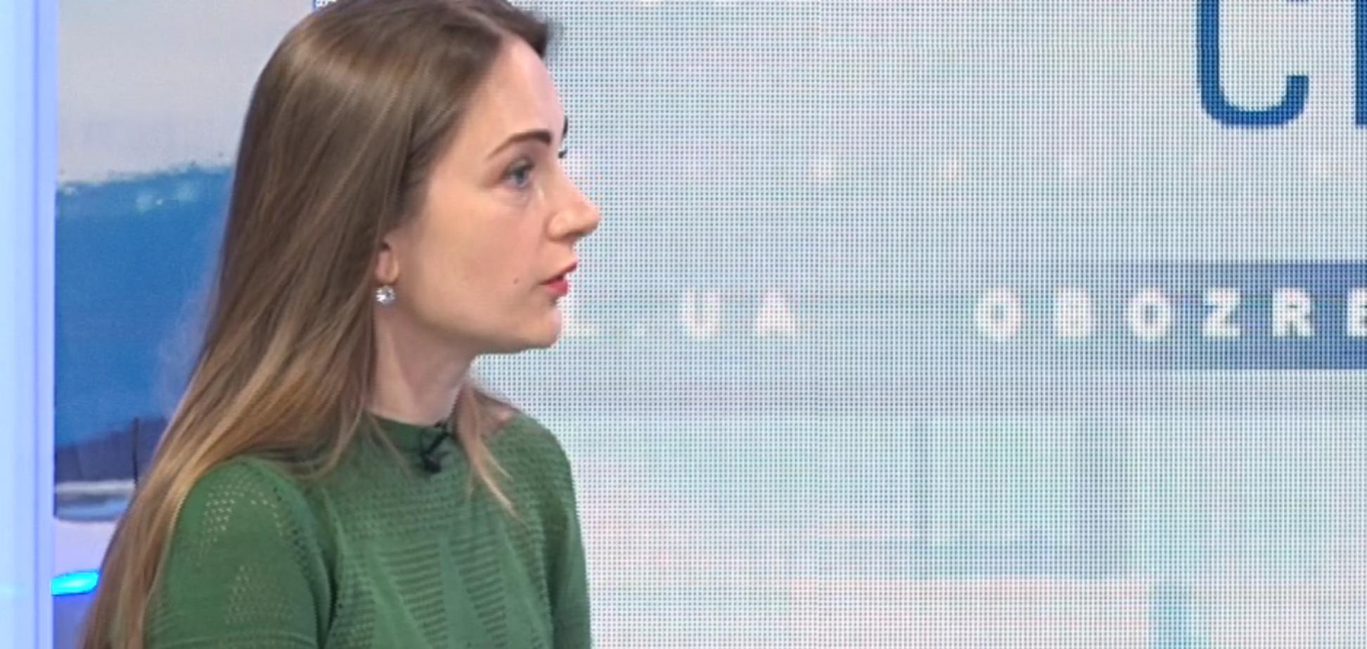 Термина 'военное преступление' в законодательстве Украины нет - активистка