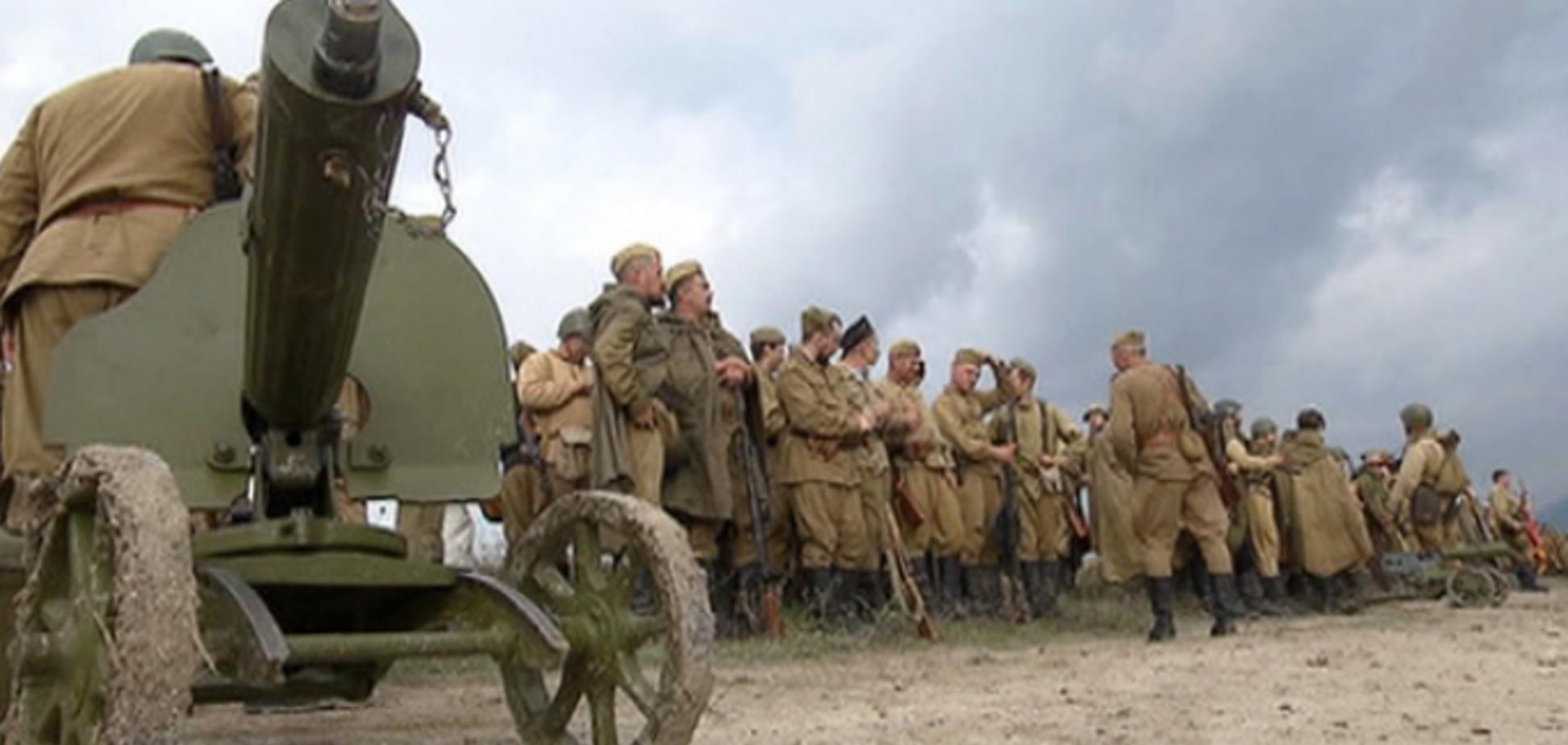''Натащили ряженых'': крымчанам ''замылили глаза'' победой над фашистами