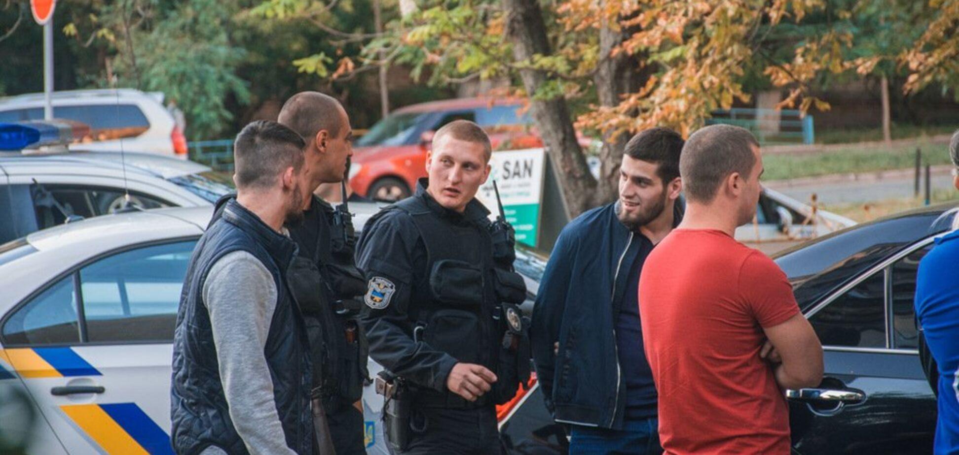 В Киеве задержали вооруженную банду, связанную с Кадыровым: подробности от СМИ, фото и видео