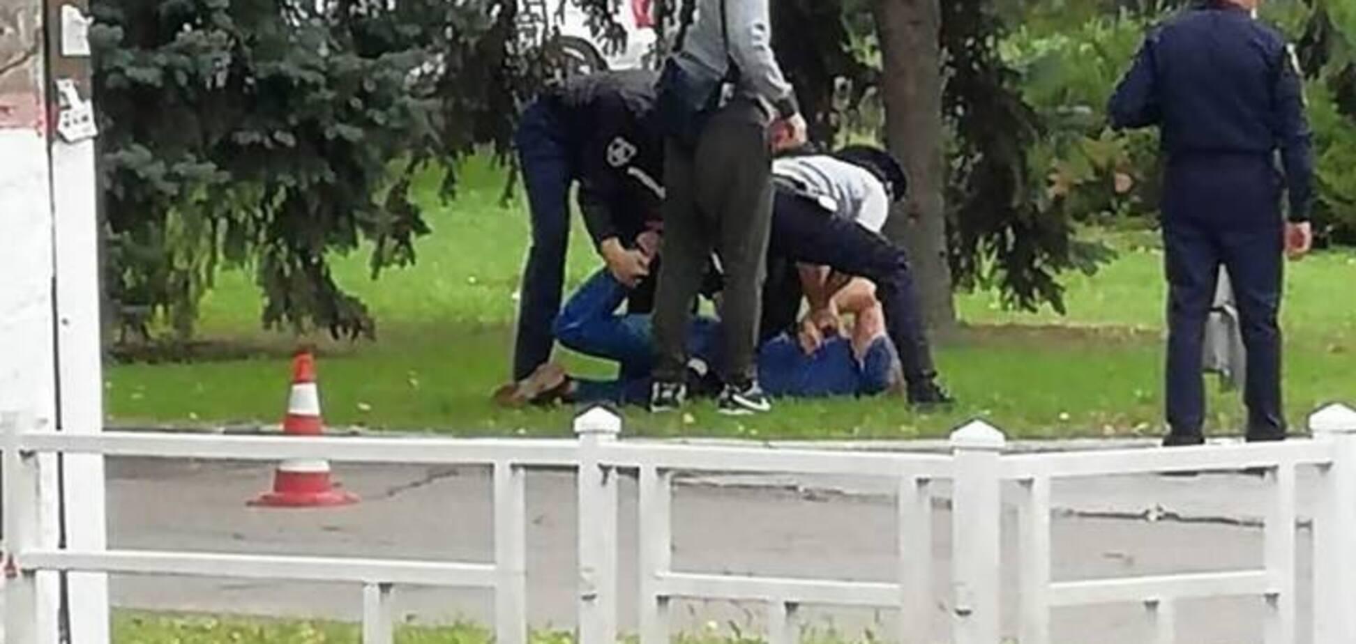 ''Мастурбировал перед детьми'': в Херсоне произошел скандал с ''сотрудником СБУ''