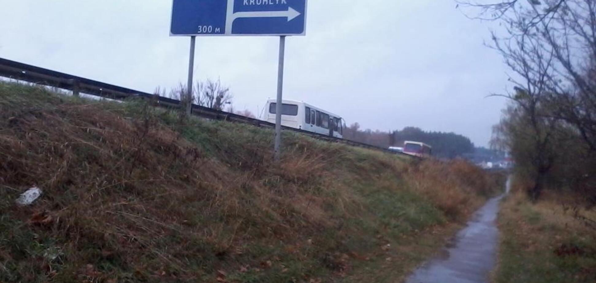 Жителі села під Києвом вийдуть мітингувати на дорогу