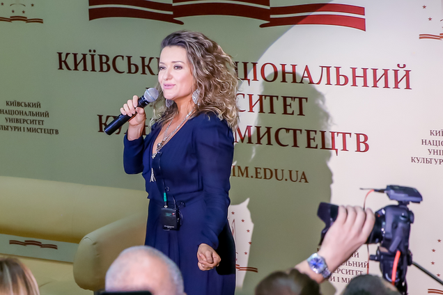 Могилевская нашла себе новую работу