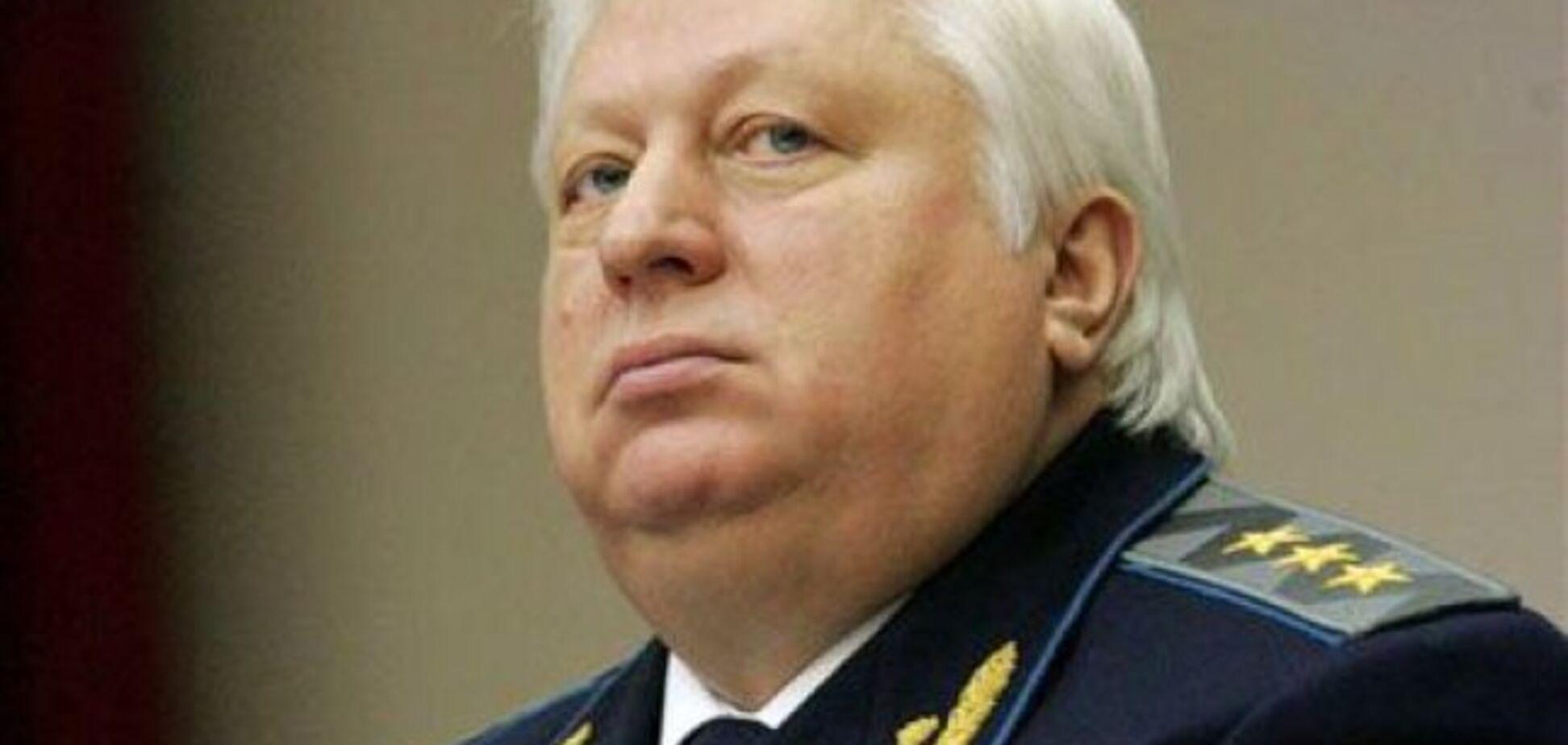 Пшонку й Азарова викликали у ГПУ: опубліковані документи