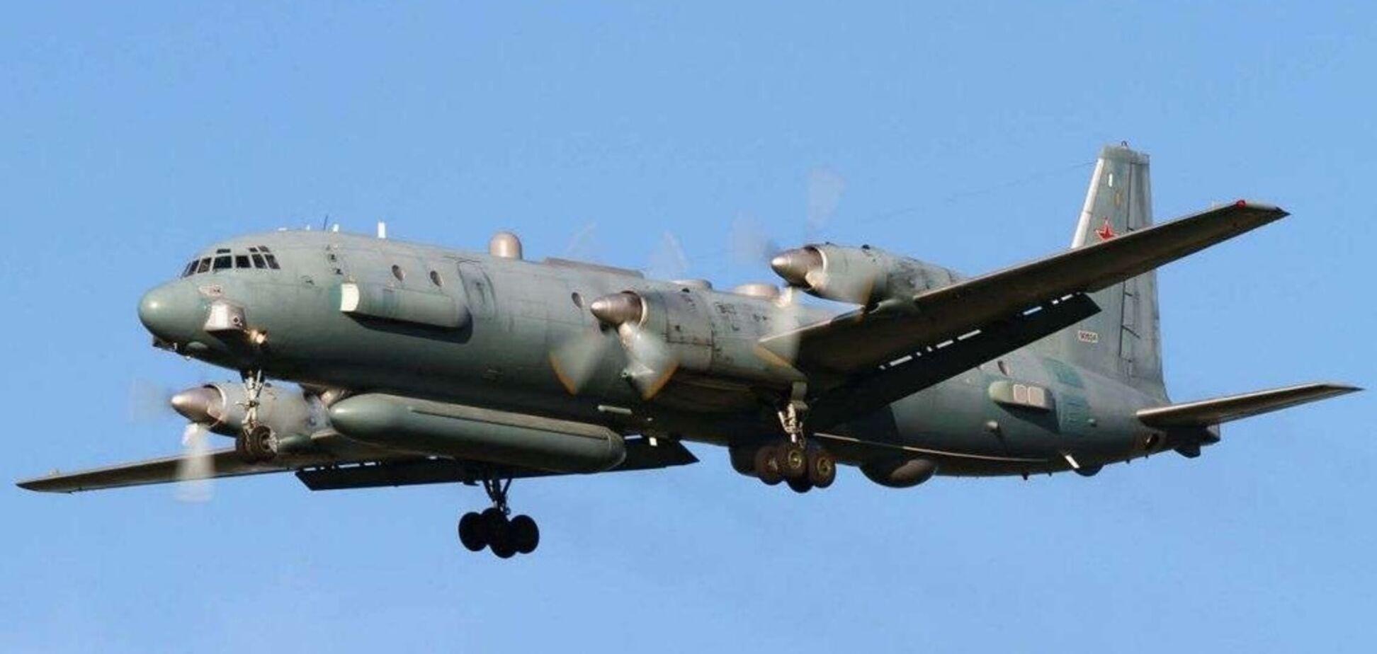 Сбит Ил-20: что же произошло над Средиземным морем