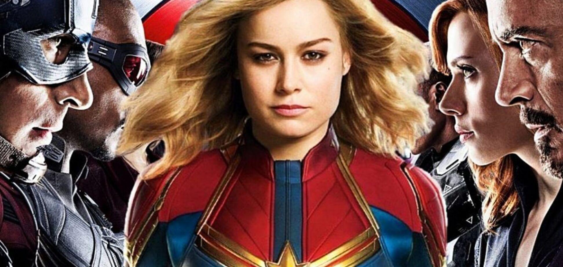 Помолоділий Ф'юрі та агент Колсон: з'явився новий трейлер ''Капітан Марвел''