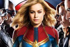 Помолодевший Фьюри и агент Колсон: появился новый трейлер ''Капитан Марвел''