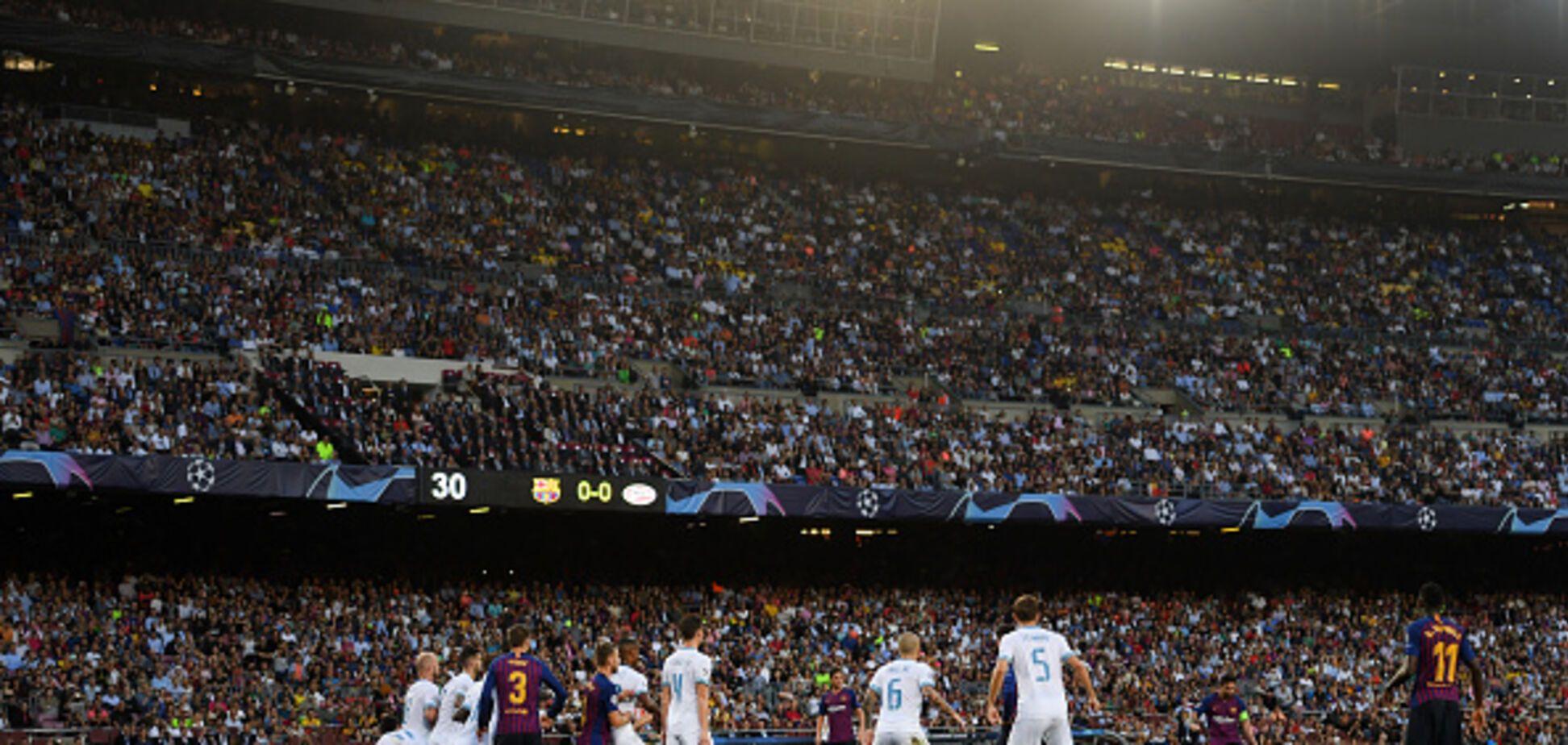 Месси фантастическим голом открыл сезон в Лиге чемпионов - опубликовано видео