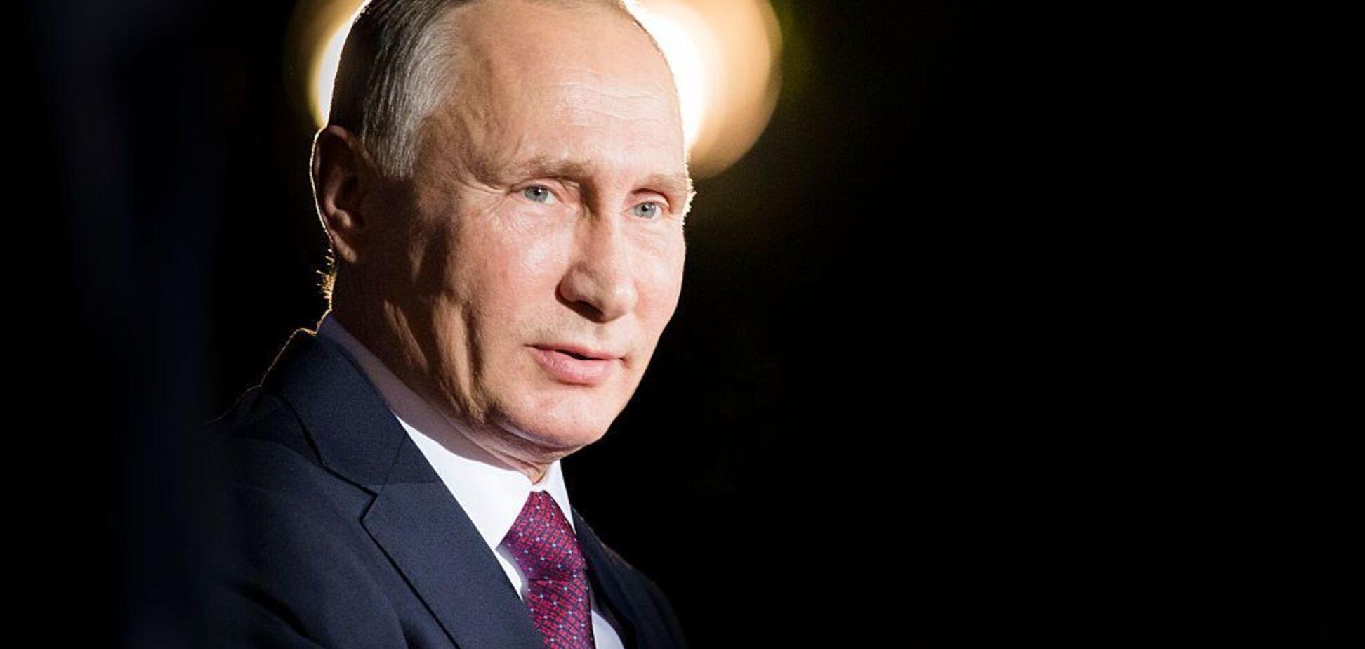 Чудова форма: як розписаний день у Путіна