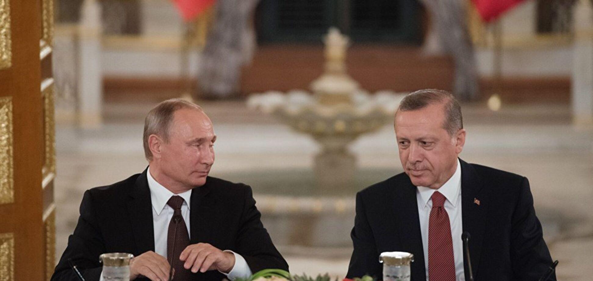 Сирийский Минск в Сочи: Путин отступил, сжав зубы от злости