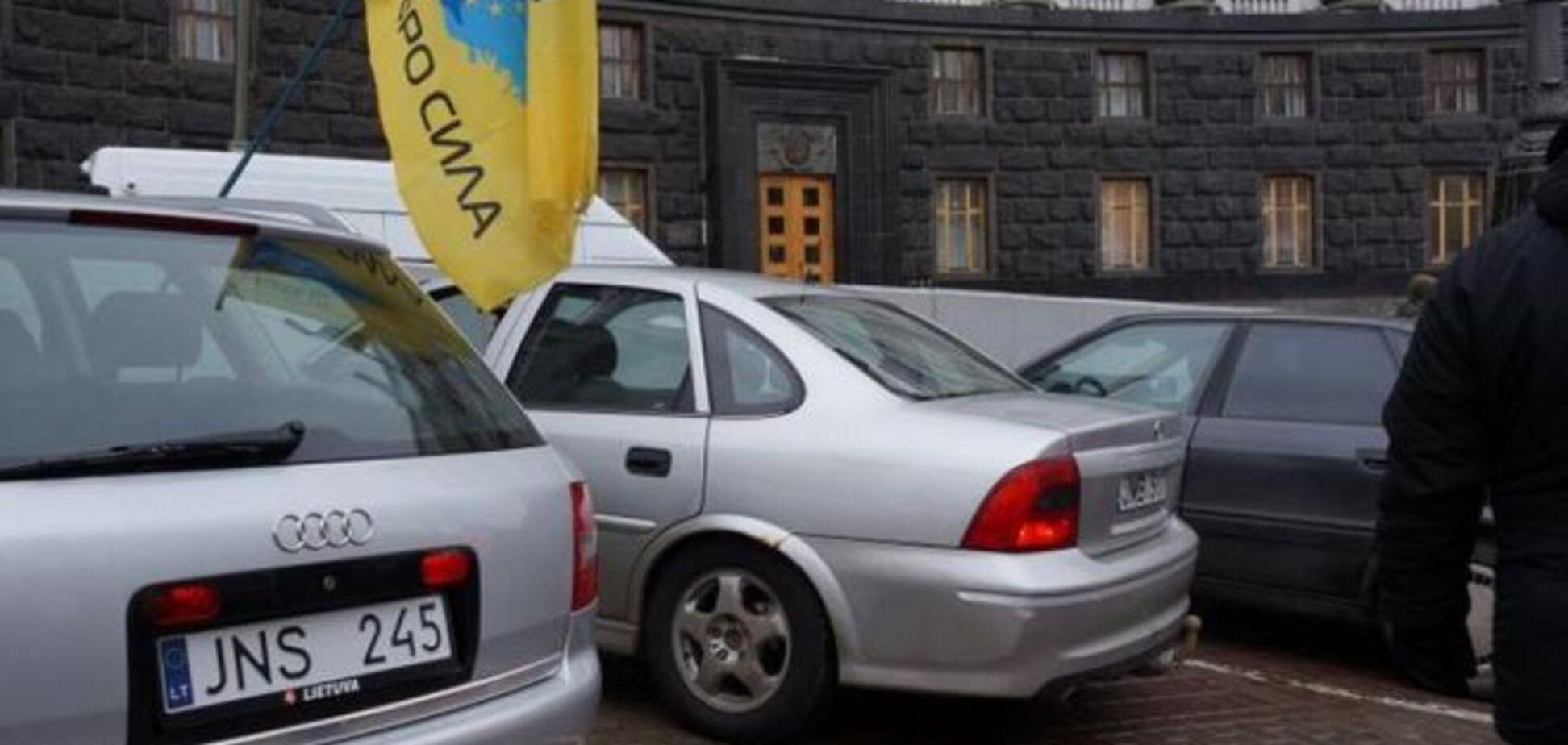 ''Комусь буде боляче'': юрист пояснив, що чекає на водіїв авто з єврономерами