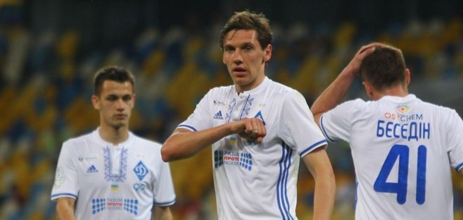 ''Втратили надовго'': Хацкевич розповів про проблеми 'Динамо' перед Лігою Європи