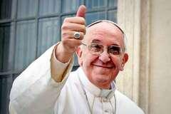 Папа Римский назвав секс ''даром божим''