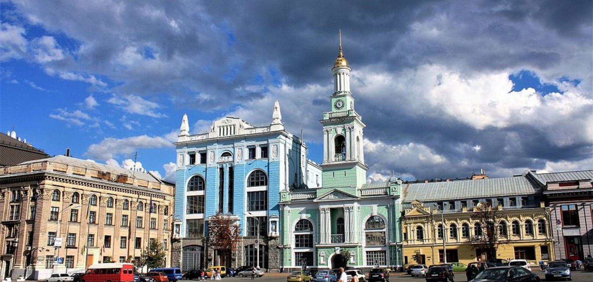 ''Хрестики перед Варфоломіївською ніччю?'' У Києві помітили дивину