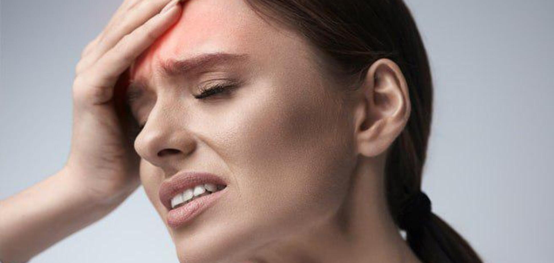 Как побороть мигрень: врач дала два простых совета
