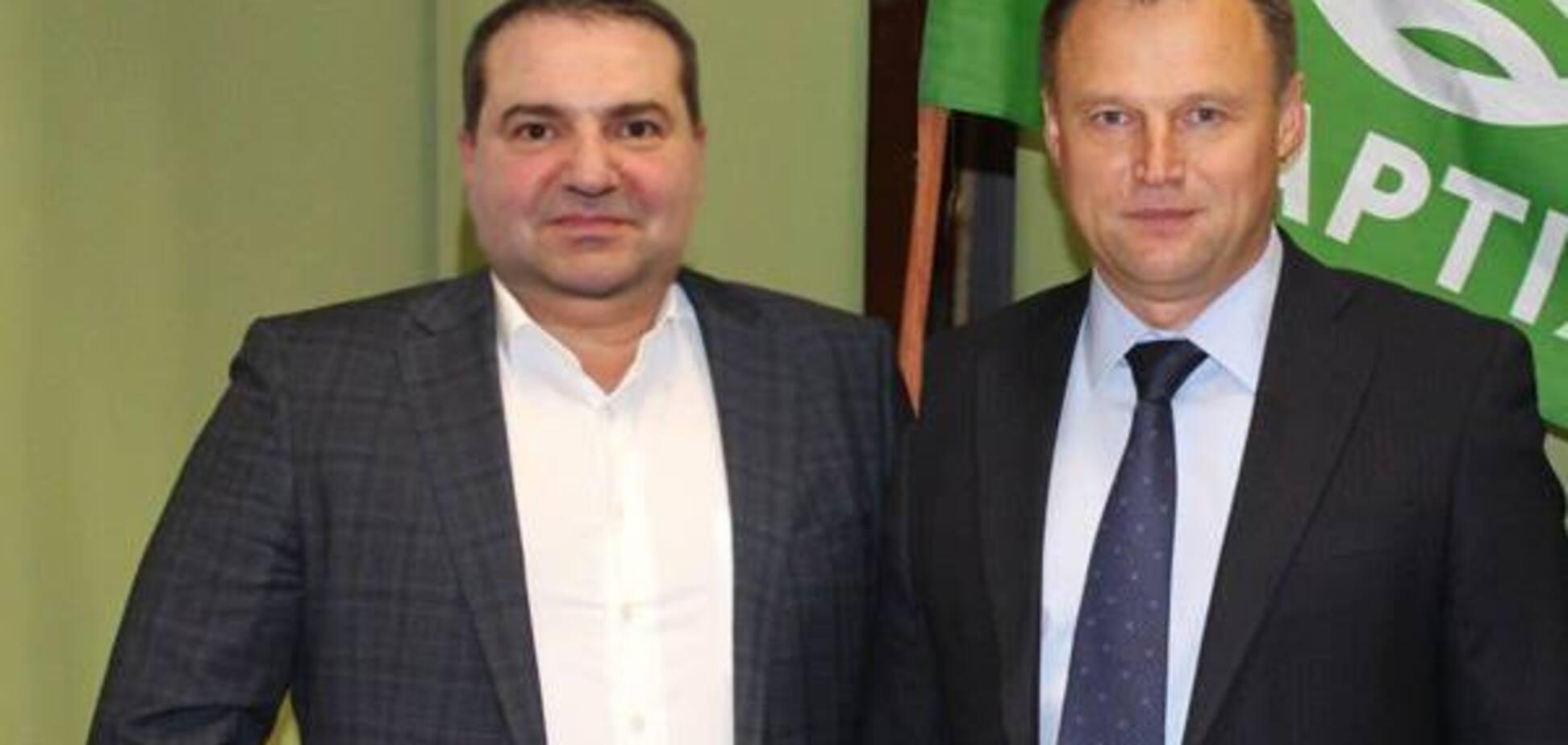 Виталий Скоцик покидает Агропартию со скандалом