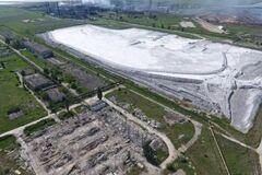 В кримському Армянську - справжня екологічна катастрофа