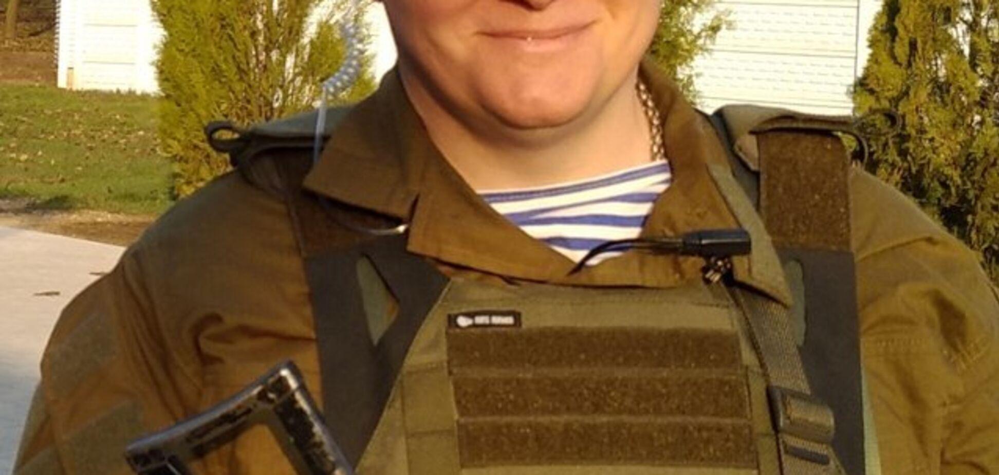 Появились фото погибшего вместе с Захарченко охранника