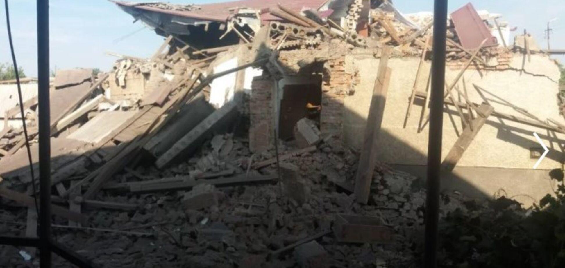 На Закарпатті вибух зруйнував житловий будинок: є постраждалі