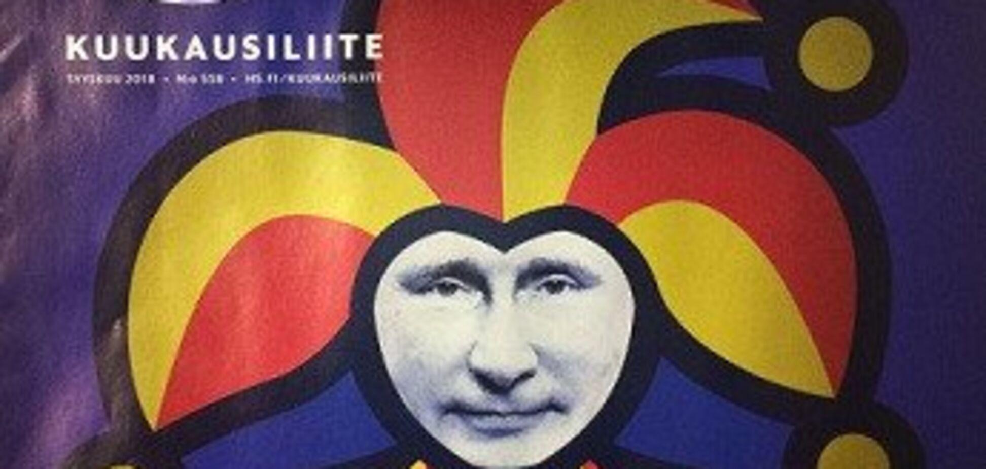 'Принизливі цілі': в Фінляндії розгорівся скандал через Путіна - фотофакт
