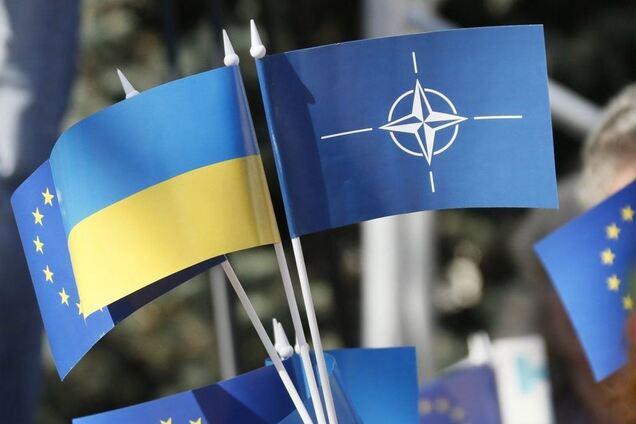 Україна йде у НАТО і ЄС: в Раді винесли рішення