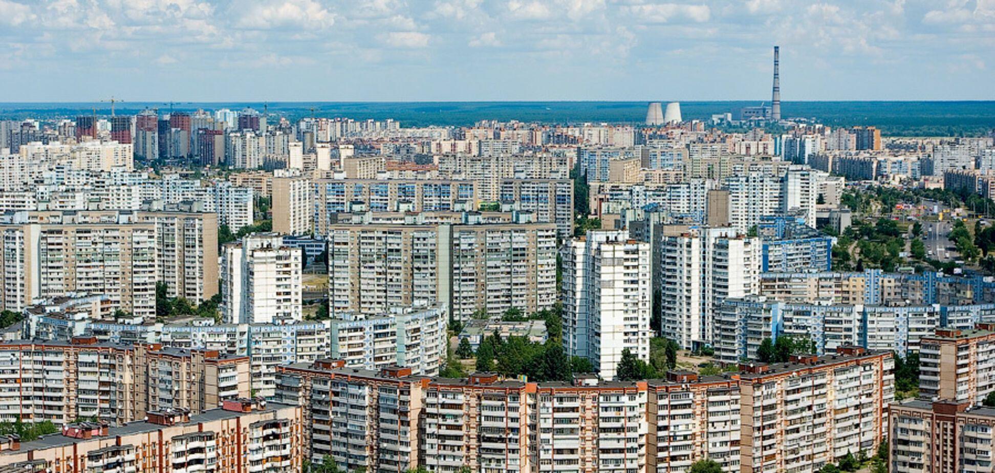 'Місто у місті': у Києві запропонували радикально вирішити проблему Троєщини