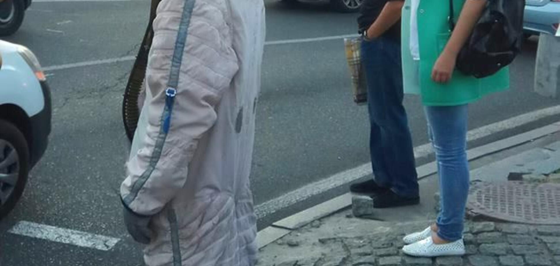 ''Черновецкий вернулся?'' В сети показали забавное фото из Киева