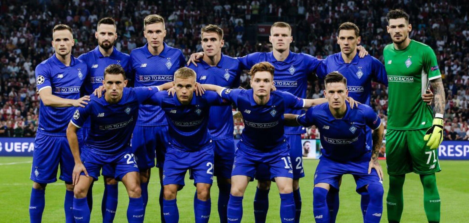 Доказать себе и болельщикам: 'Динамо' и 'Ворскла' стартуют в Лиге Европы