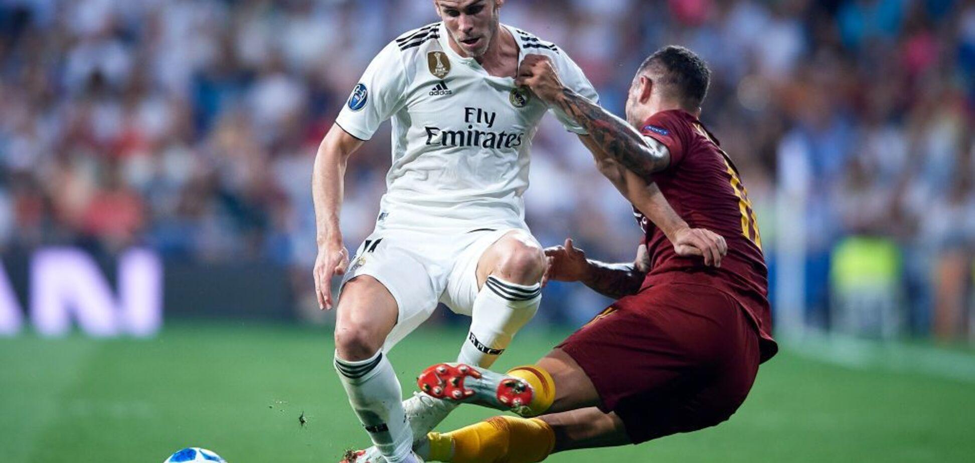 Реал – Рома: обзор матча Лиги чемпионов