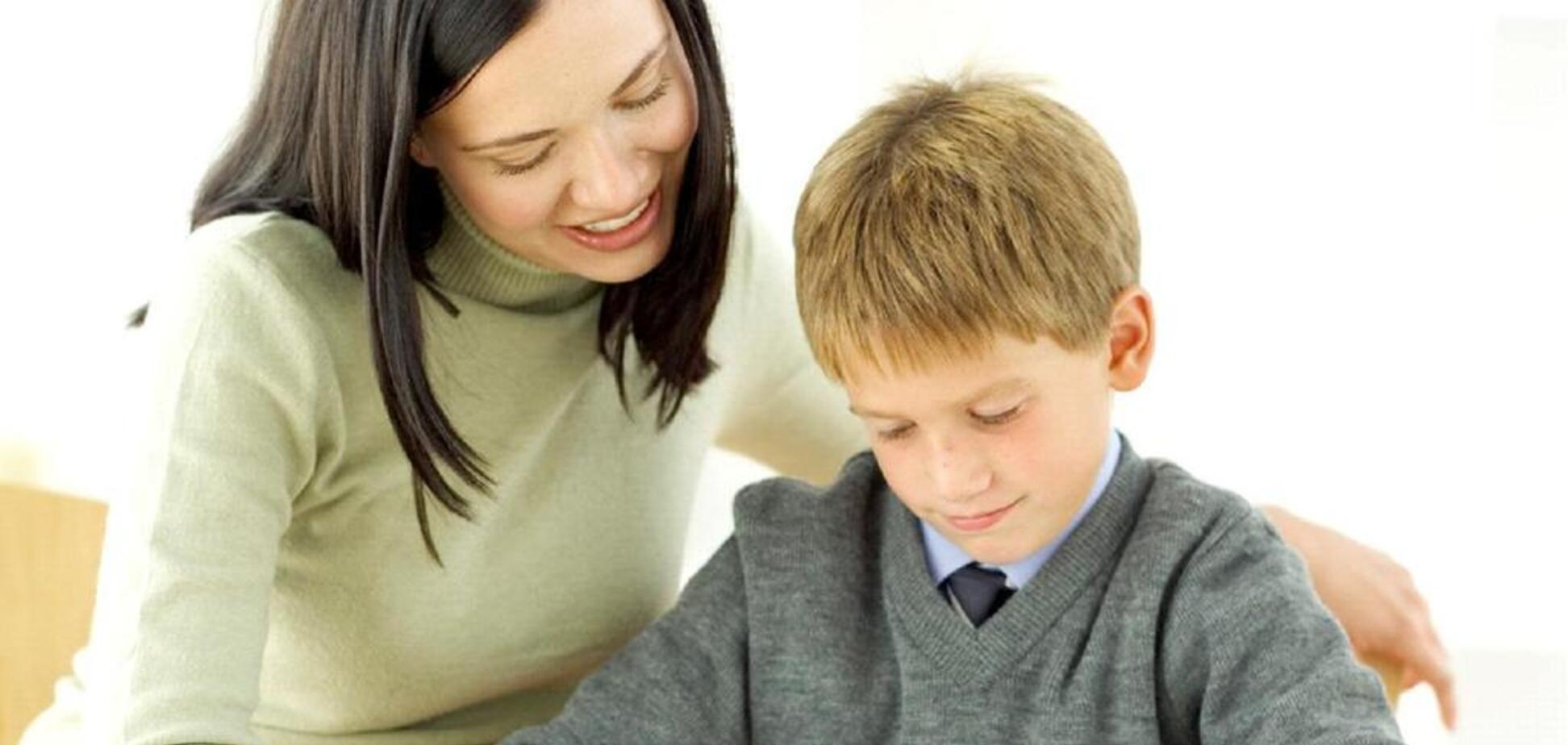 Як допомогти дітям з навчанням: батькам дали пораду