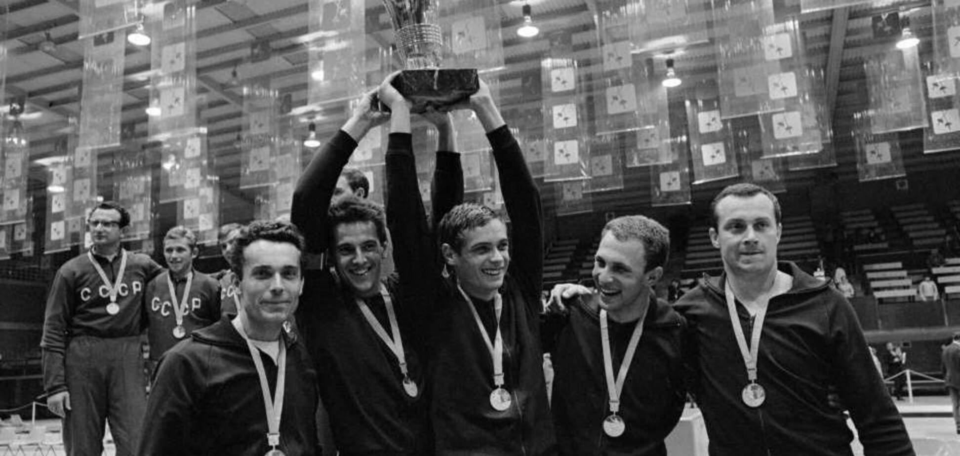 Помер чотириразовий олімпійський чемпіон