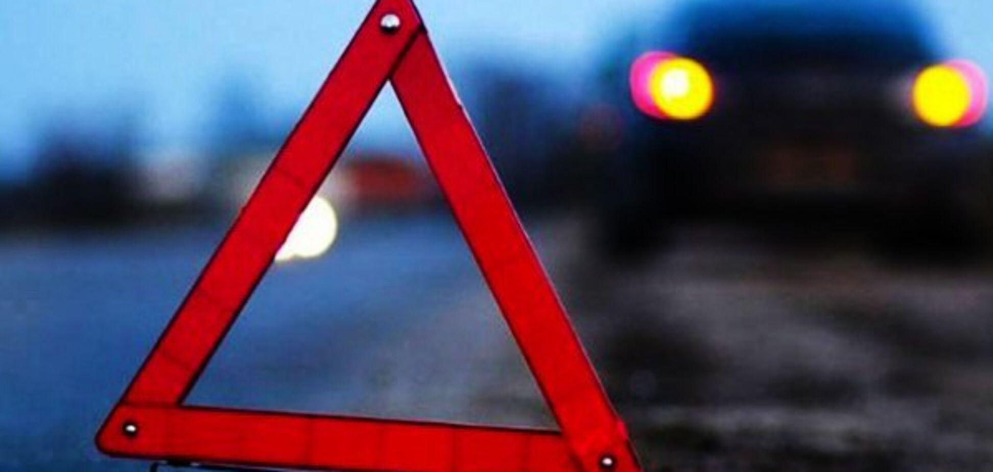 На Ивано-Франковщине авто главы областной полиции устроило смертельное ДТП
