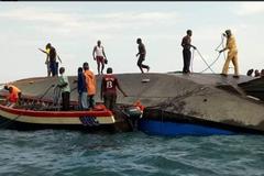 В Танзании затонул паром с туристами: число жертв может превысить 200 человек