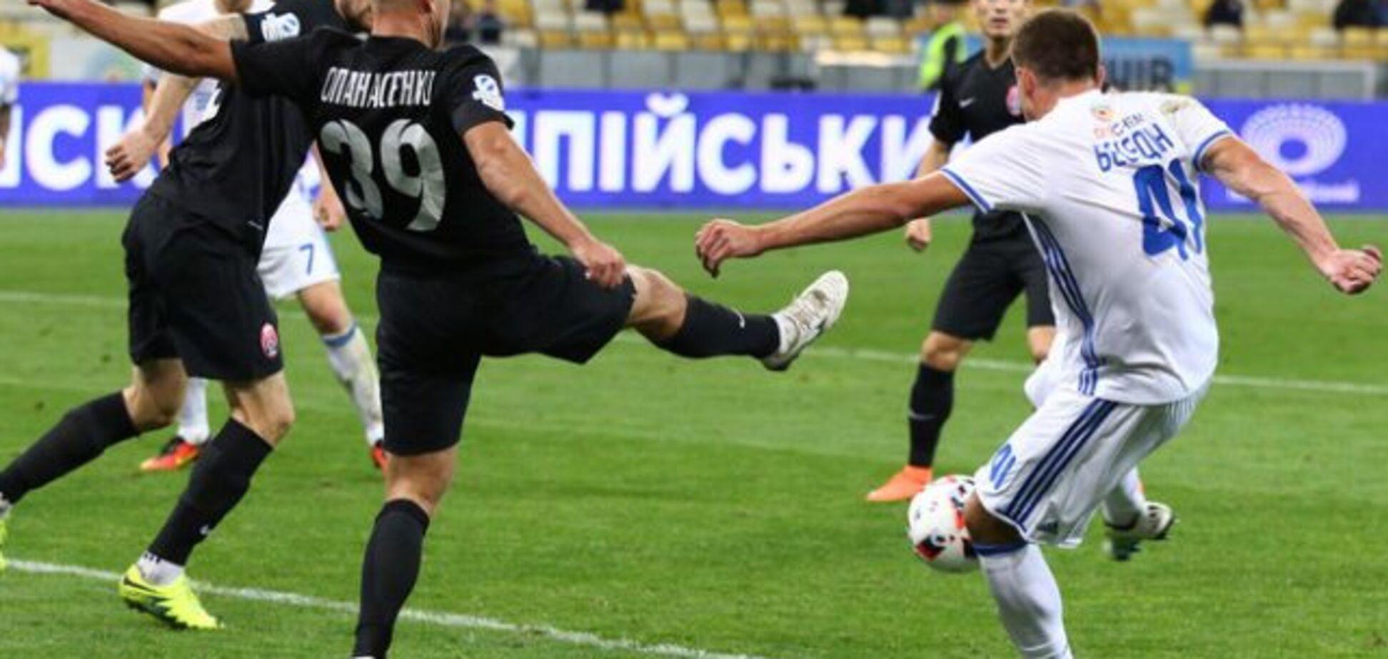 Динамо - Астана: відео голів
