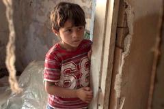 'На полу туалетная бумага и 13 детей': репортаж о жуткой бедности ромов в Украине