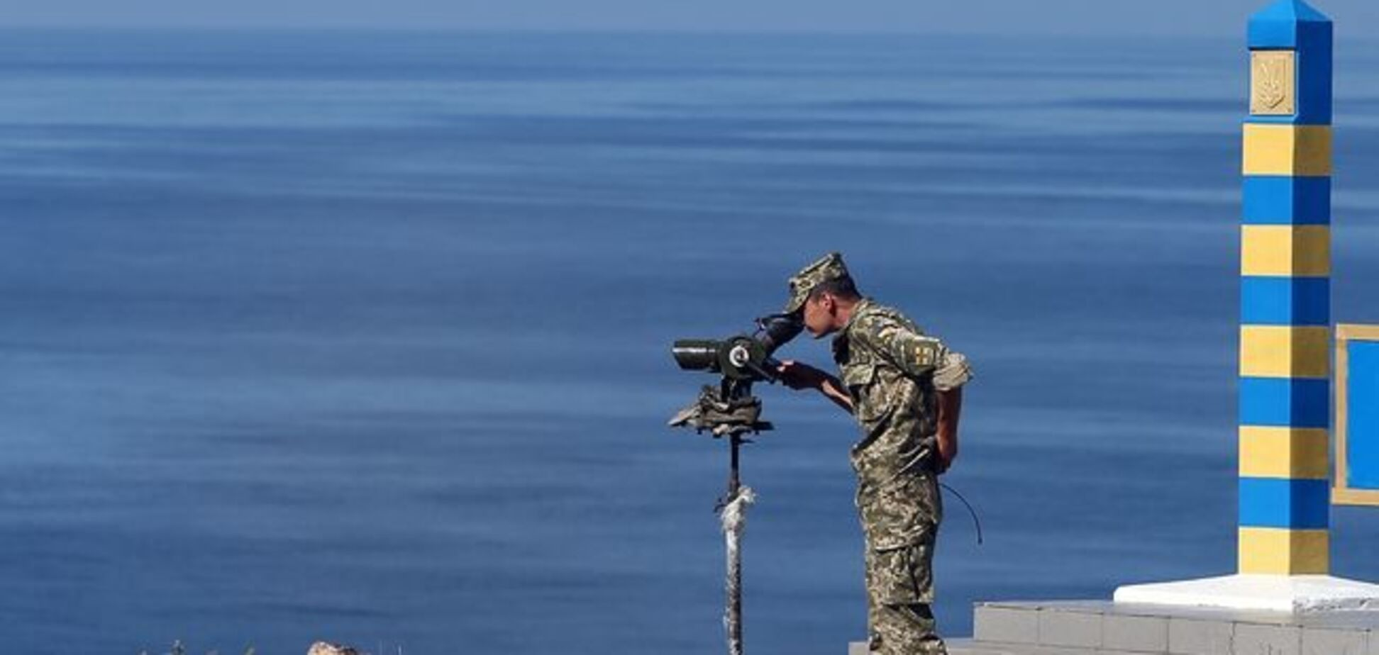 У Украины есть секретный план по Азовскому морю - Климкин