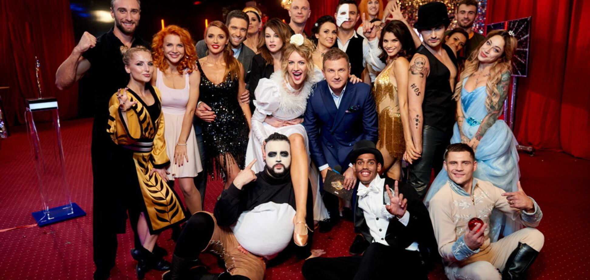 'Танці з зірками': знаменитый певец станет специальным гостем пятого выпуска