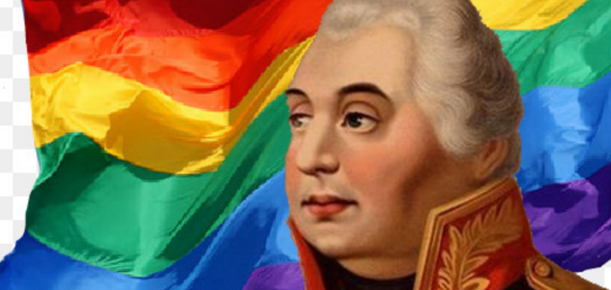 Однорукий гей-Кутузов: назван портрет идеального президента Украины