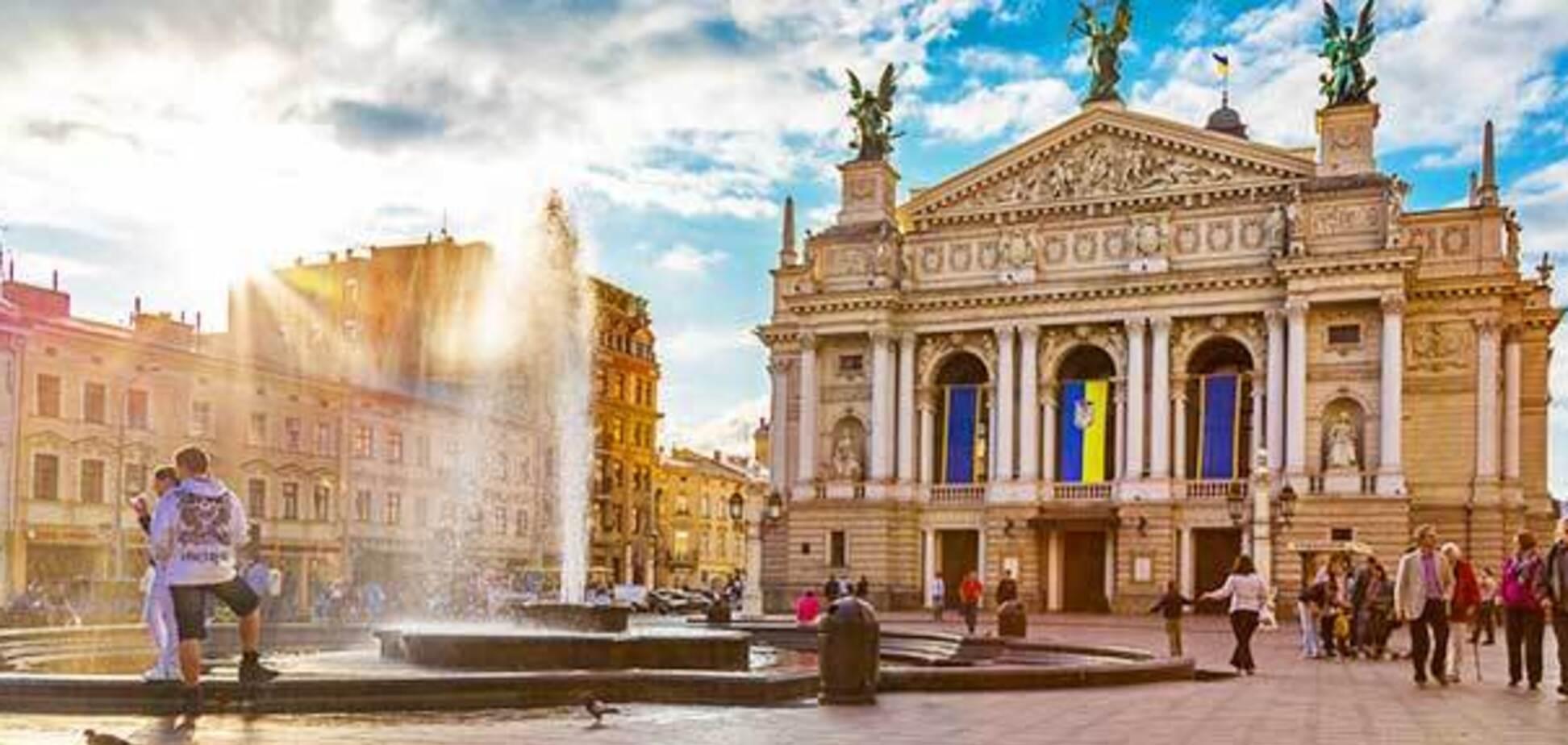 Назван самый безопасный город в Украине