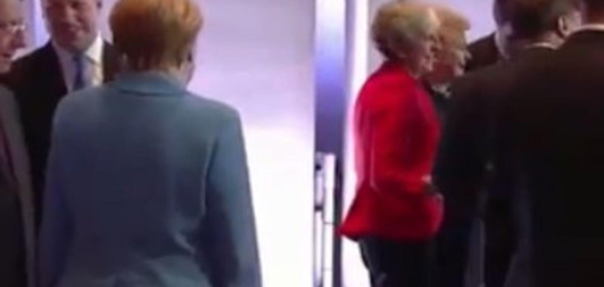 Меркель публічно образила прем'єра Британії